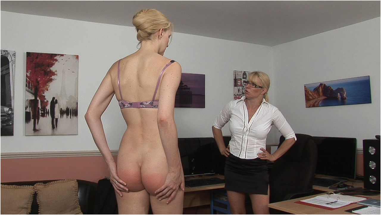 Real School teacher spanking Items from