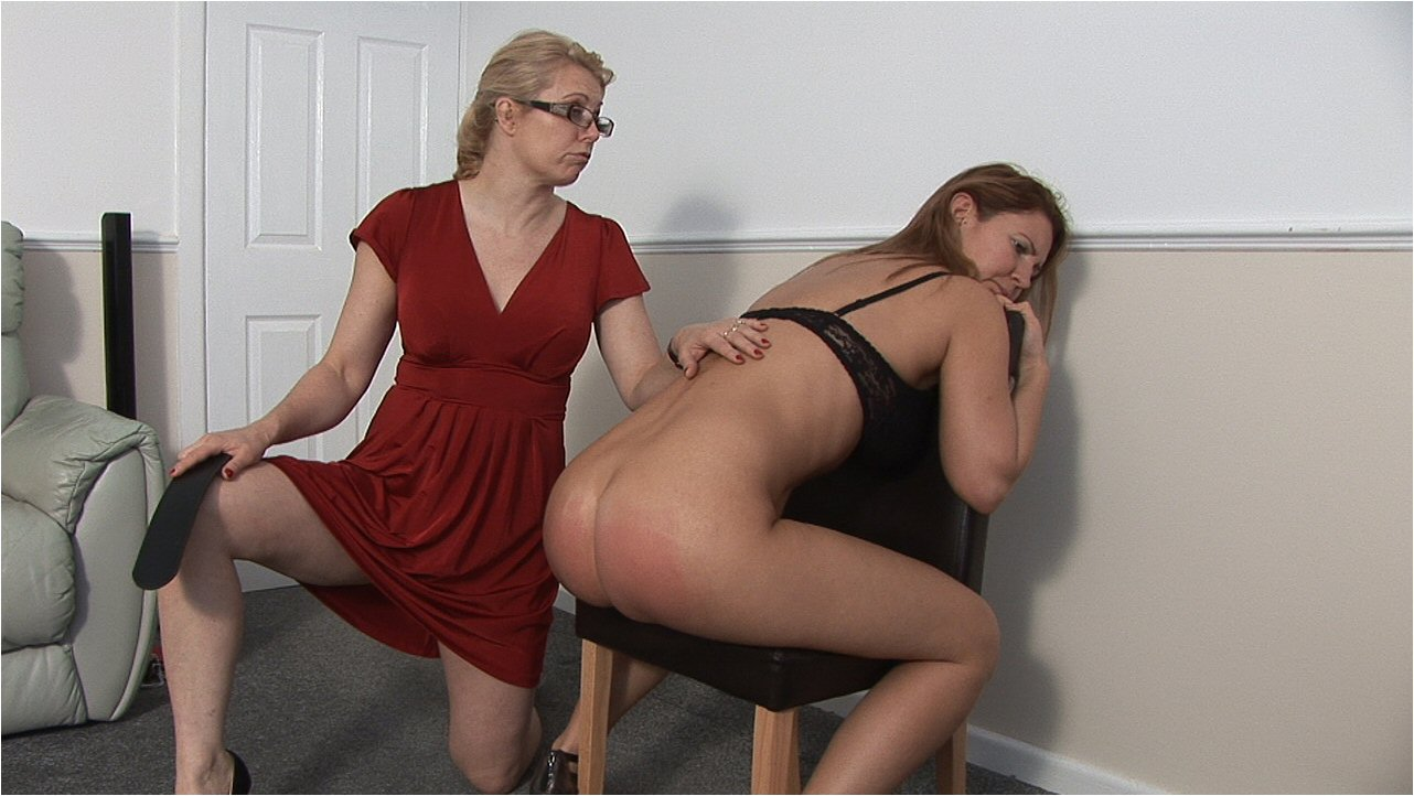 Anyone tell mature lady spanked porn non