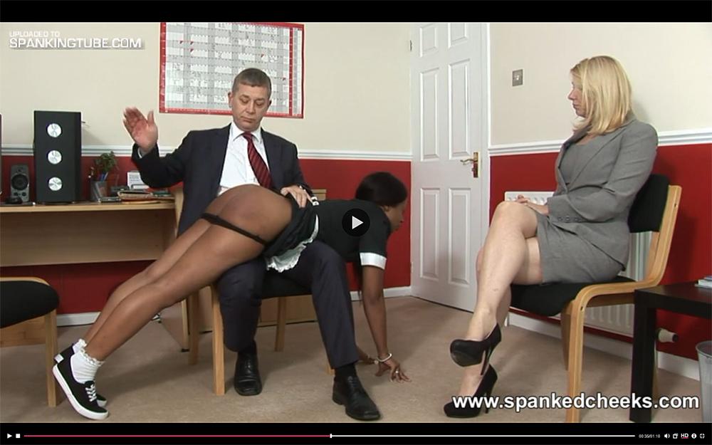 wife spanking tube
