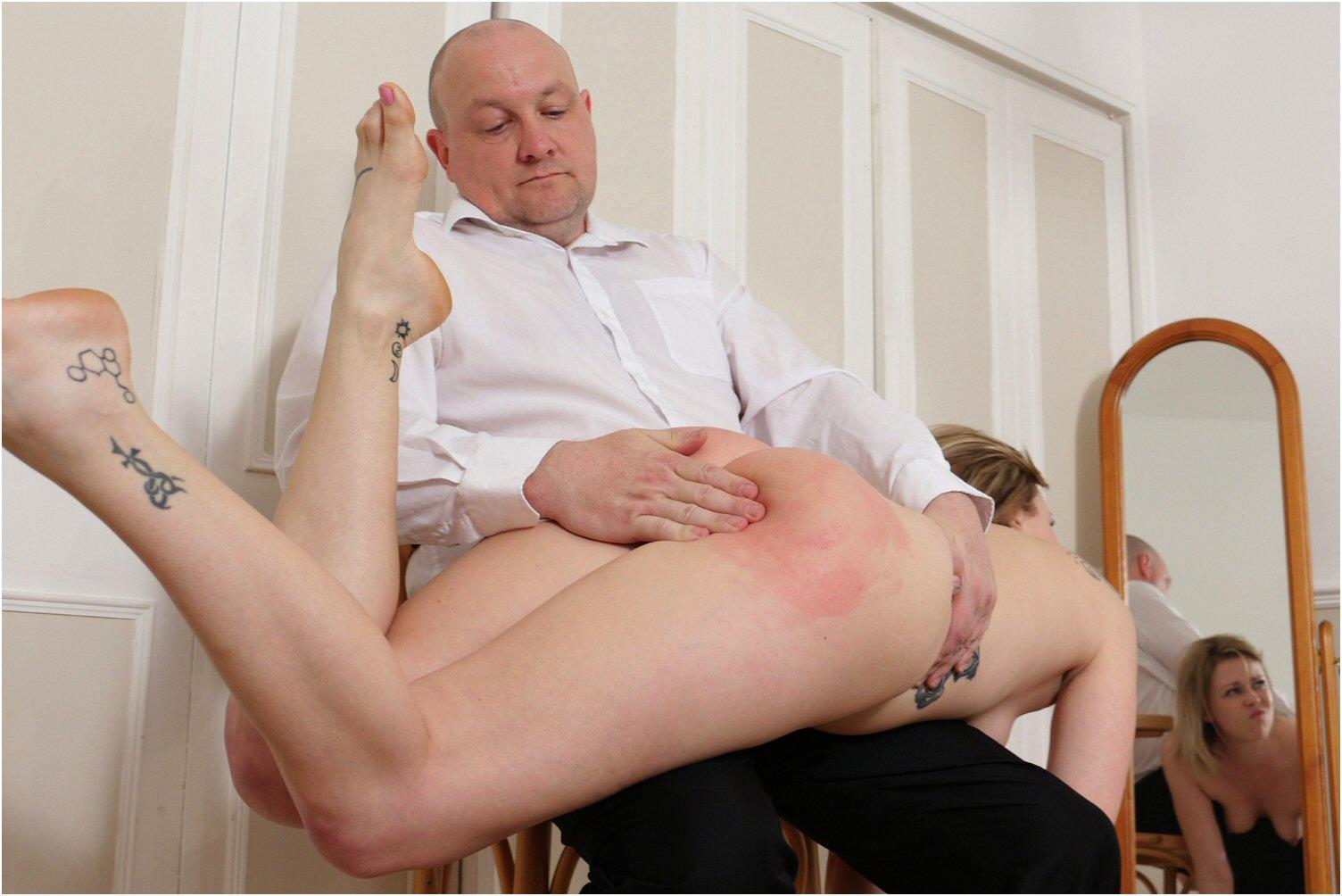 spanking www.spankedcheeks.com women spanked